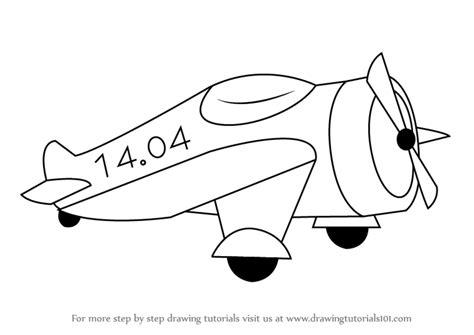 learn   draw cartoon fighter aeroplane airplanes