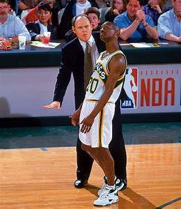 George Karl and Gary Payton   Supersonics , Oh Yeah ...