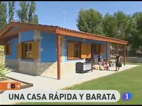 espana directo visita casas prefabricadas cofitor youtube