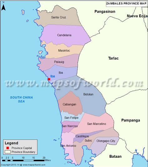 map  zambales world map weltkarte peta dunia mapa