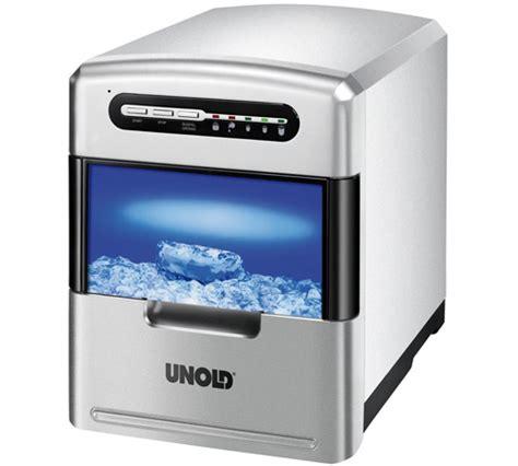machine a glacon encastrable cuisine machine à glaçons unold
