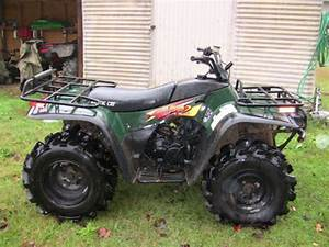 1998 Arctic Cat 500 4x4 Service Manual