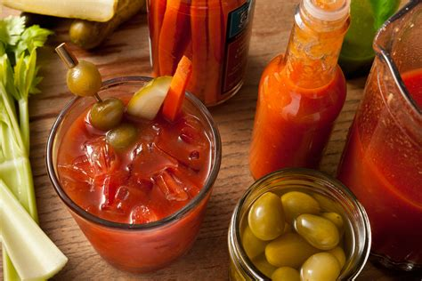 bloody drink bloody mary recipe dishmaps