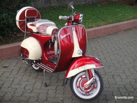 Vintage Italian Vespa Standard Vbb 150cc 1961's Fully