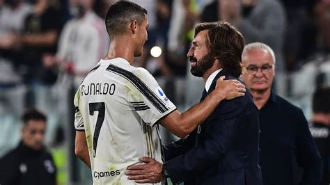 Ronaldo is the first to Juventus training and last to ...