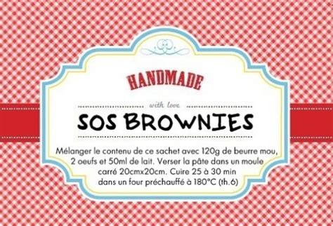recettes de cuisine simple kit sos brownie les recettes de