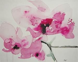 Saatchi Online Artist: Karin Johannesson; Watercolor, 2013 ...