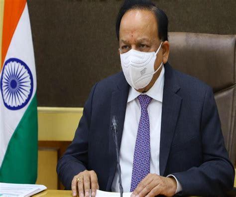 Maharashtra spreading panic: Union Health Minister says ...