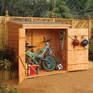 Wall-store, Outdoor, Wood, Storage, Shed, -, Overstock