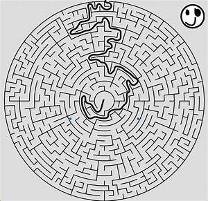 Puzzle  3  The Maze Runners