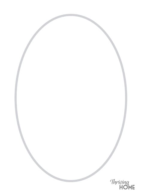 Small Easter Egg Template by Easy Easter Craft Painting Eggs With Pom Pom Balls