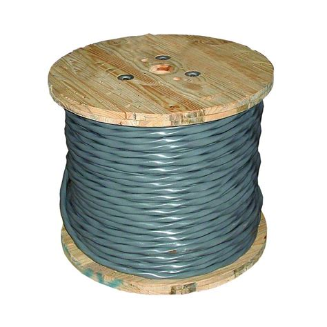 Southwire Gray Stranded Wire