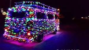 Party Light Christmas Christmas Light Vw Bus Albuquerque Nm 505vwbus Happy