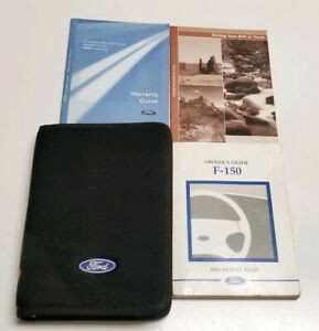 ford  owners manual xl xlt king ranch lariat