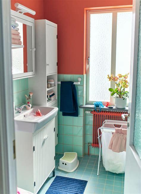 Kleines Badezimmer Ikea by Kleines Badezimmer Platz Optimal Nutzen Ikea 174