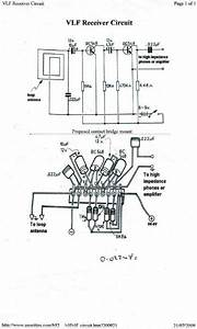 Very Low Frequency  Vlf  Detector Circuit