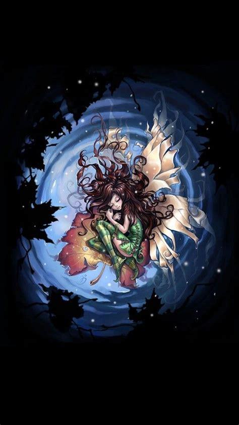» wallpapers for mobile phones. Sleeping Fairy   Fantasy art, Fairy art, New art