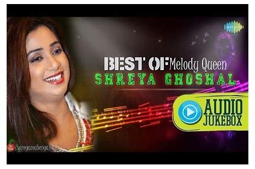 baixar músicas shreya ghosal bengali album