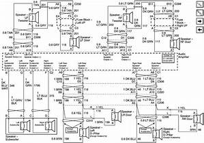 Chevy Avalanche Stereo Wiring Diagram 3645 Julialik Es