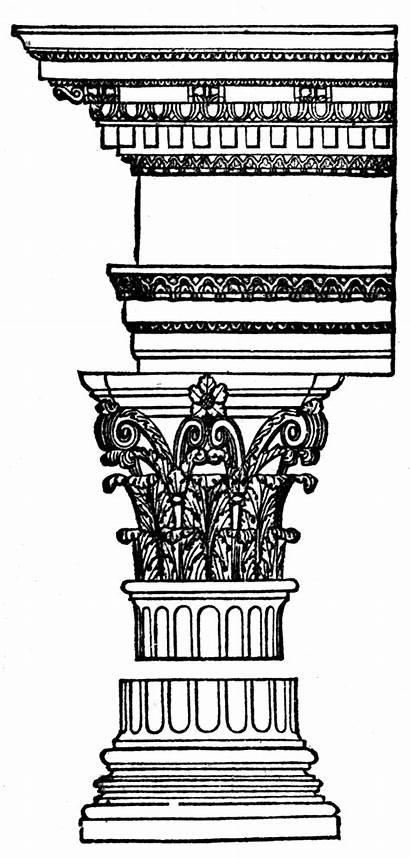 Order Corinthian Etc Clipart