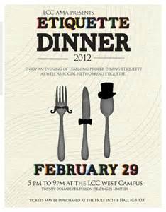 Dinner Etiquette Quotes