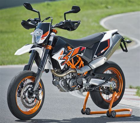 Ktm 690 Smc R 2014  Fiche Moto Motoplanete