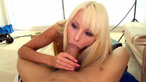 Now Giving Some Nice Pole Muffdiving Rikki Six Giving Fine Head For His Nubiles Ball