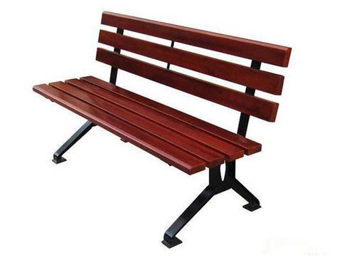 furniture garden chair park bench id 7215841