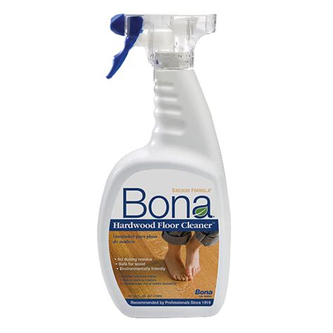 Bona Hardwood Floor Cleaner Spray by Bona Kemi Swedish Formula Hardwood Floor Cleaner 32 Oz