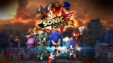 Sonic Forces - Análisis PS4 - GamingeSports