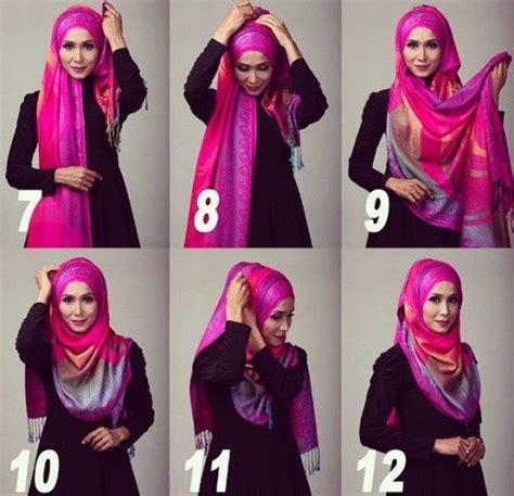 girls modern  niqab styles hijab niqab