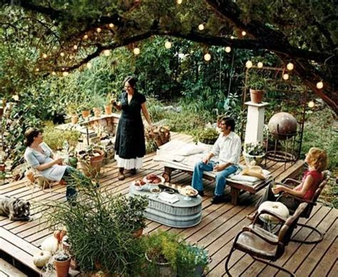 Patio And Garden Decor patio decor ideas with christine