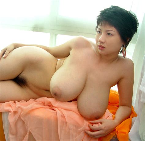 Big Breast Asian Pic