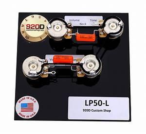 920d Custom Shop Lp50  Orange