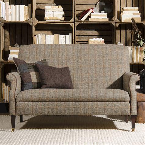 Harris Tweed Settee by Tetrad Harris Tweed Bowmore Compact Sofa