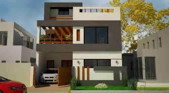 architecture house designs 5 marla house front design gharplans pk