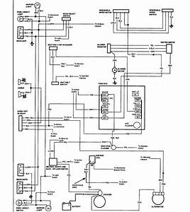 El Camino Wiring Diagram 1982 3 8 Engine