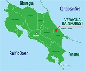 Costa Rican Rainforest Map | www.pixshark.com - Images ...