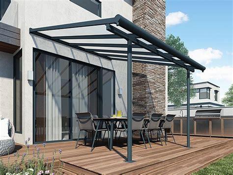 palram sierra patio cover 3m x 9 15m grey palram patio