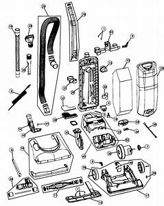 Dirt Devil Vacuum Parts