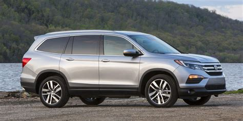 The Best Three-row Midsize Suv
