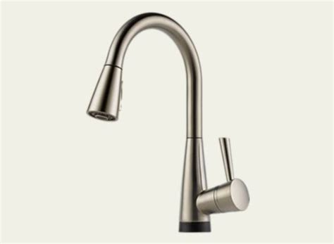best prices on kitchen faucets buy brizo 64070lf ss venuto single handle pull