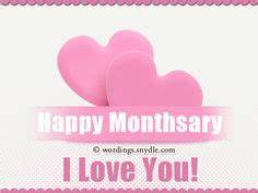 Happy Monthsary Messages for Boyfriend and Girlfriend ...