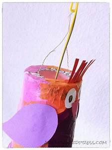 Basteln Mit Plastikbecher : lustige v gel laternen aus joghurt und anderen bechern schule laterne pet flasche ~ Orissabook.com Haus und Dekorationen