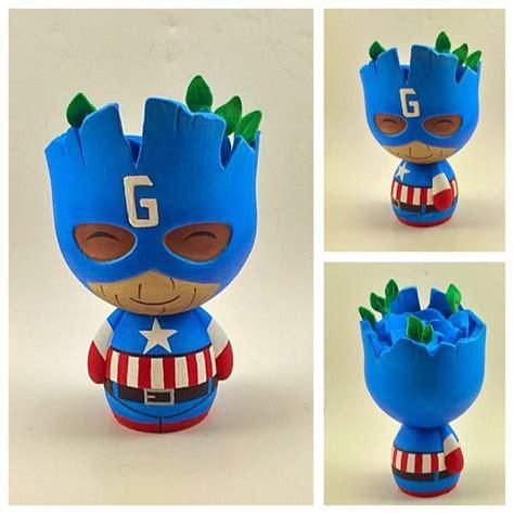 Captain Groot Dorbz | Cool stuff, Funky, Having an idea