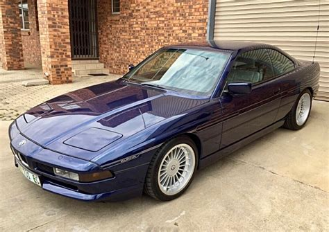 E31 Bmw 850i B12 Alpina 5.0 Up For Sale In South Africa