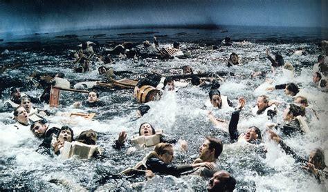 Titanic Movie Boat Sinking Scene by Titanic Sinking Scene 1997 Cadillac