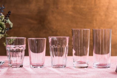 The Best Drinking Glass Reviews A New York Times Company With Glasses Carafes Glassware Sets