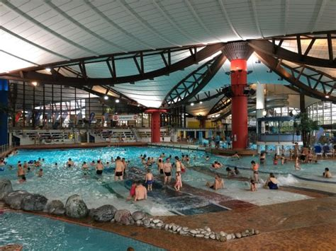 One Of The Many Pools In This Indoor Pool  Picture Of