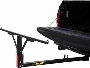 Collapsible BIG BED Hitch Mount Truck Bed Extender